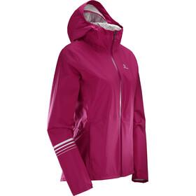 Salomon Lightning WP Jacket Women Cerise